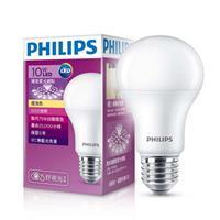 【飛利浦 PHILIPS】LED廣角燈泡 10W - 黃光