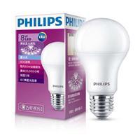 【飛利浦 PHILIPS】LED廣角燈泡 8W - 白光