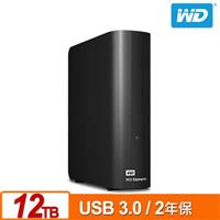WD Elements Desktop 12TB 3.5吋外接硬碟(SESN)