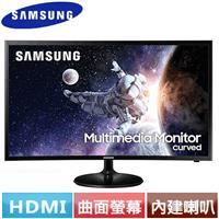 SAMSUNG三星 32型 曲面多媒體螢幕 C32F39MFUC