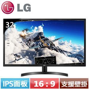 LG 32型 護眼電競螢幕 32ML600M-B