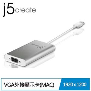 j5 JUA210 USB 2.0 VGA 外接顯示卡