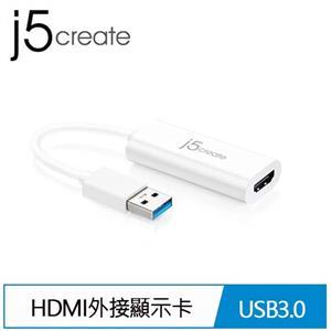 j5 JUA254 USB 3.0 to HDMI外接顯示卡