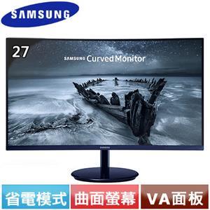 R2【福利品】SAMSUNG三星 C27H580FDE 27型 曲面液晶螢幕