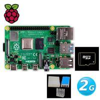 【入門超值套餐】Raspberry Pi 4 B版 2G