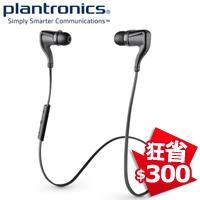 Plantronics 繽特力 BackBeat GO 2 藍牙耳機 黑色