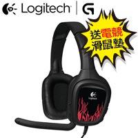 Logitech 羅技  G130 遊戲耳機麥克風