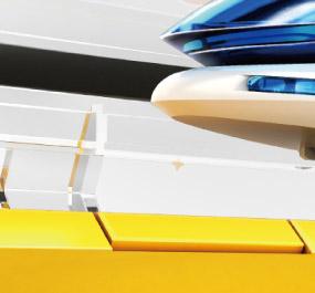 磁浮軌道列車