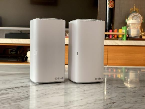 D-Link COVR-X1870 雙頻Mesh Wi-Fi 6無線路由器