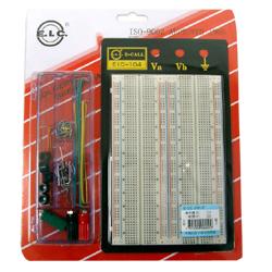E.I.C. 2P麵包板 EIC-104J-2P