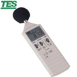 泰仕TES 數位式噪音計TES-1350A