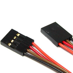 杜邦線雙頭連接器 2 PIN