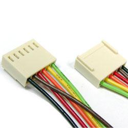 2.54mm線連接器 7 PIN