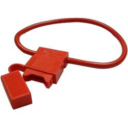 車用插入式附線保險絲座