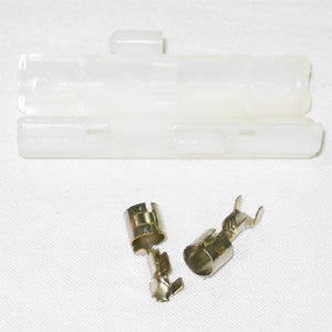 30mm FUSE座附兩個端子