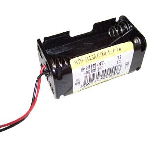 3號*4電池盒(上下型)1入