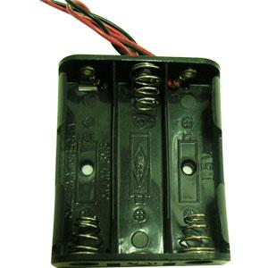 3號*3電池盒1入