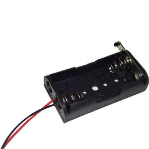 3號*2電池盒(附開關)1入