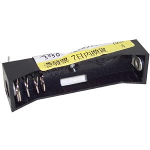 4號*1電池盒插板式1入