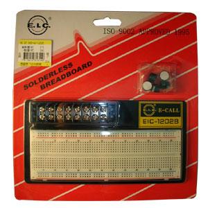 E.I.C. 1P麵包板 EIC-1202B