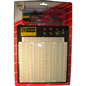 E.I.C. 4P麵包板 EIC-108J