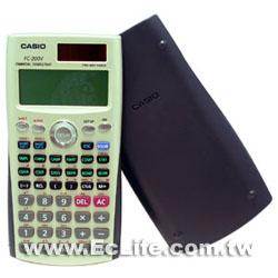 CASIO卡西歐  財務型商用計算機 FC-200V