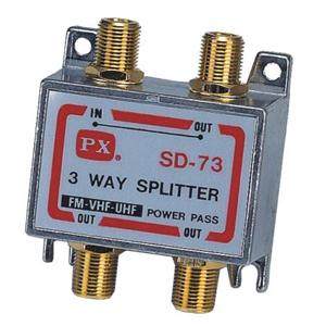 大通三路分配器GSD-73