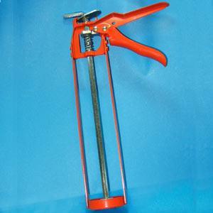 專業型矽利康槍(紅)