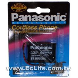 國際牌電話電池 PP-301 3.6V