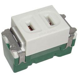 國際牌 全彩色埋入式插座-AC插座 WNF-1001 (110V)