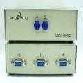 2埠視訊螢幕切換器(手動切換)   PC-20   (15-2)