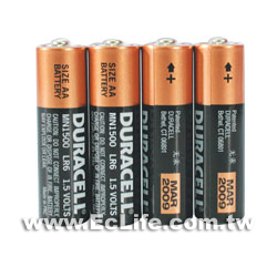 金頂 3號鹼性電池經濟包(4入)