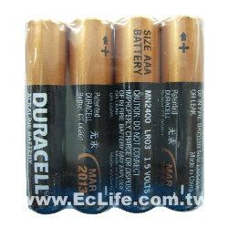 金頂 4號鹼性電池經濟包(4入)