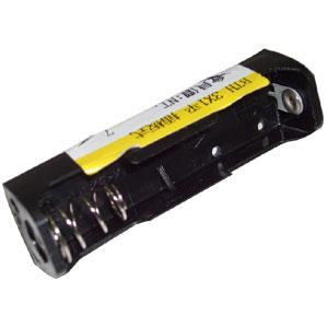 3號電池盒1只插板式