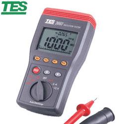 泰仕TES 自動換檔絕緣測試器 TES-3660