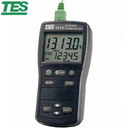 泰仕TES K.J.E.T.R.S.N. 溫度錶 TES-1314