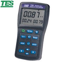 泰仕TES 三軸式高斯表 TES-1394