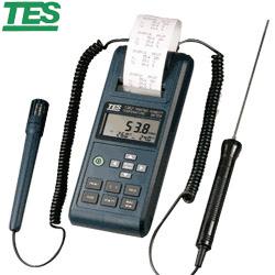 泰仕TES 列表式溫溼度計 TES-1362