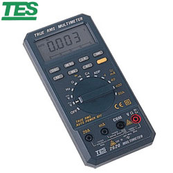 TES泰仕 真均方根值多功能電錶 TES-2620