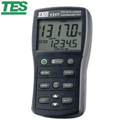 泰仕TES 白金電阻溫度錶 TES-1318