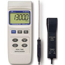 Lutron 記憶式溫度計 YK-2005TM