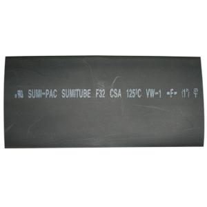 25mm熱縮套管(1米/黑)