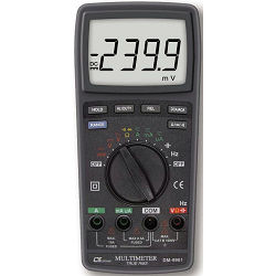 Lutron 多功能自動換檔電錶 DM-9961