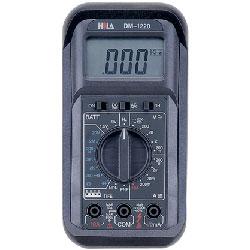 HILA DM-1220 數字經濟款三用電錶
