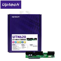 Uptech 登昌恆 UTN620 SATA轉IDE介面轉換器