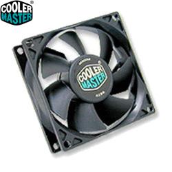 CoolerMaster 雙滾珠軸承系統風扇 8公分