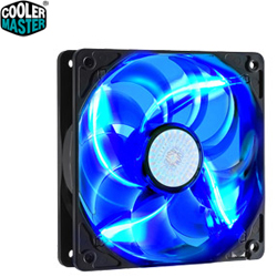 Cooler Master SickleFlow X 大風量藍光LED 12cm 機殼風扇