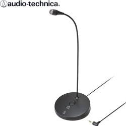 audio-technica 鐵三角 AT-9930 桌立型單聲麥克風 -friDay購物 x GoHappy