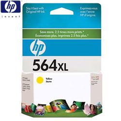 HP 564XL/CB325WA 黃色墨水匣