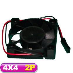 PC機殼風扇 4X4 (2P)